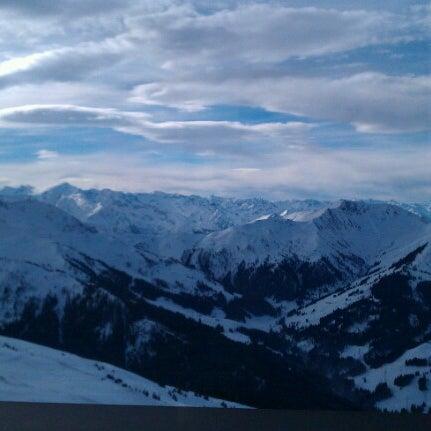 Das Foto wurde bei Westgipfelhütte von Vertti P. am 1/1/2013 aufgenommen