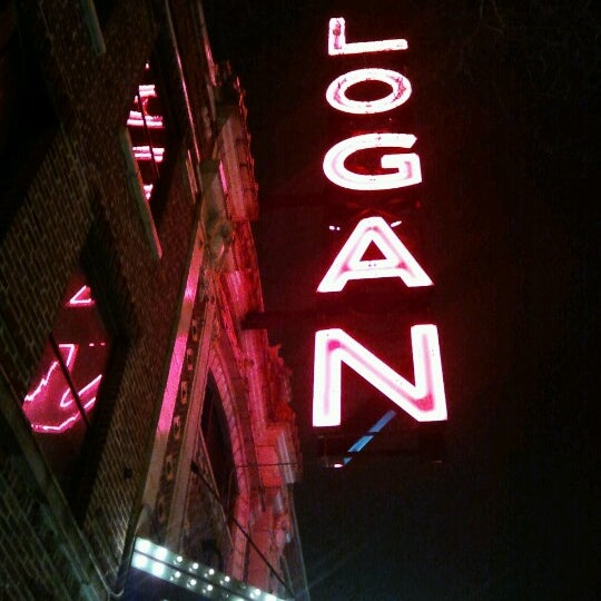 Photo taken at Logan Theatre by Johnny M. on 3/16/2013