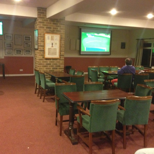 Photo taken at Cove Cricket Club by Stuart H. on 6/15/2013