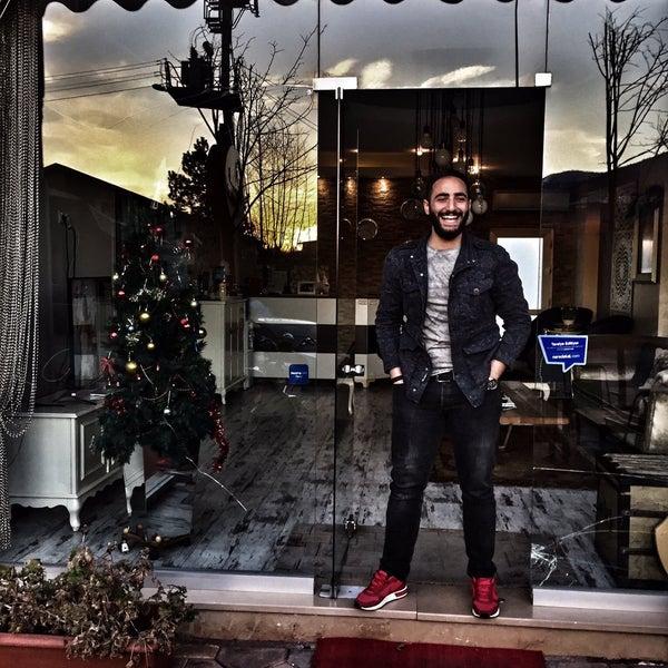 Das Foto wurde bei Room room Boutique Hotel von Oğuzhan T. am 10/10/2017 aufgenommen