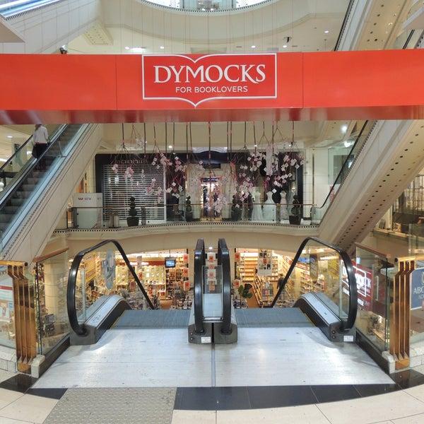 Photo taken at Dymocks Melbourne by Dymocks on 3/18/2015