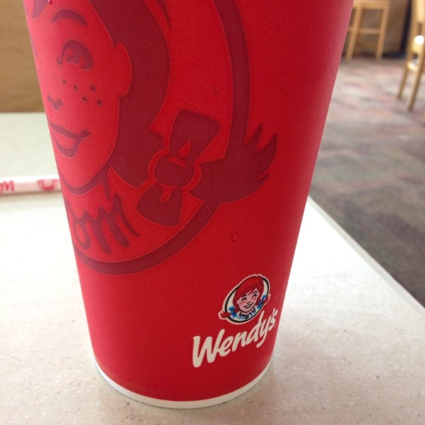 Photo taken at Wendy's by Amber B. on 6/29/2014
