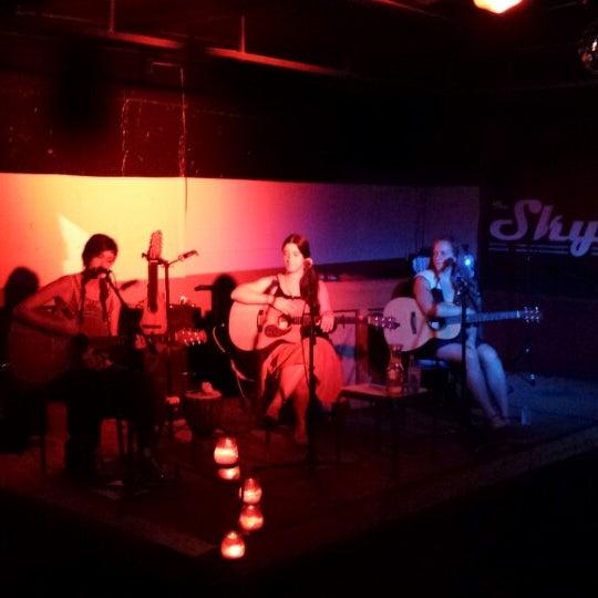 Photo taken at Skylark Lounge by Joseph N. on 8/10/2013