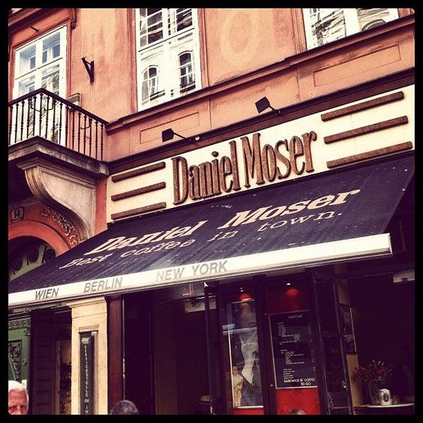 Das Foto wurde bei Café Daniel Moser von Harryboo am 7/18/2013 aufgenommen