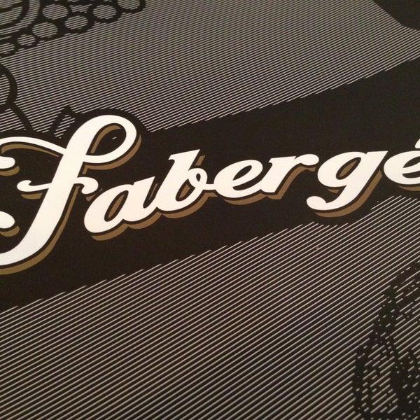 Foto tirada no(a) Fabergé por Florian P. em 5/4/2013