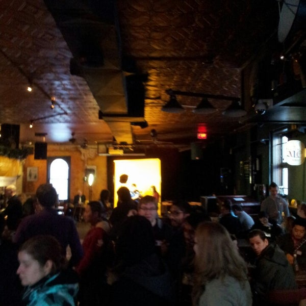 Photo taken at King's Head Pub by Ben R. on 3/20/2013