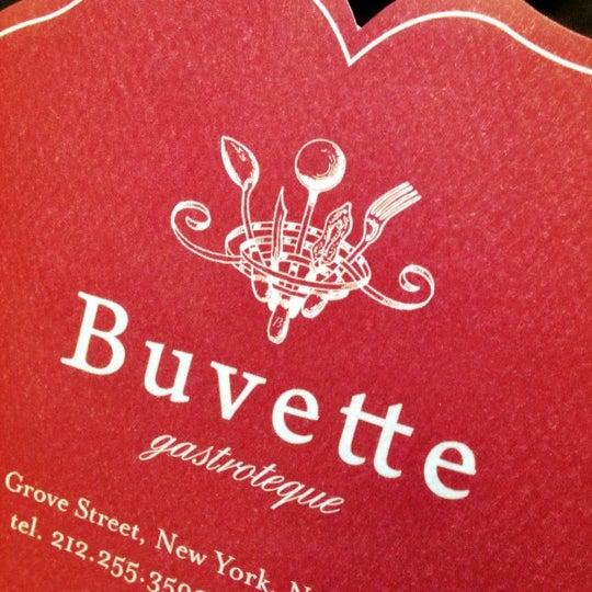 Foto scattata a Buvette da Candy P. il 10/12/2012