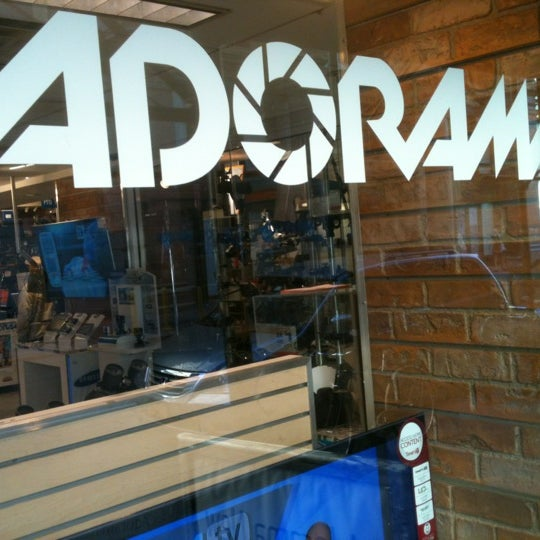 Photo taken at Adorama by Candy P. on 11/6/2012