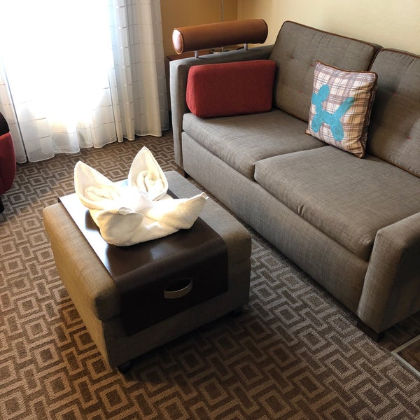Photo taken at TownePlace Suites Dallas Las Colinas by Joe N. on 2/5/2018