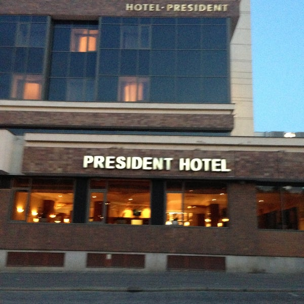 Casino president prague