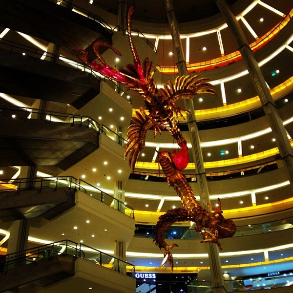 Photo taken at Pacific Place by hery k. on 3/5/2013