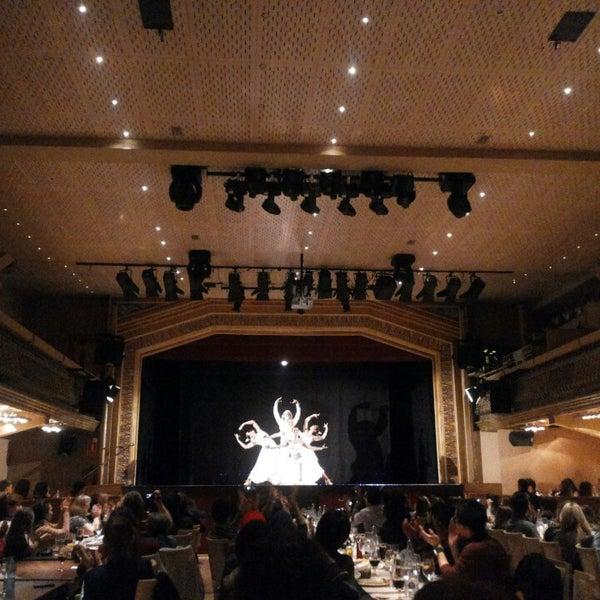 Снимок сделан в Palacio del Flamenco пользователем Farida Salvadorovna 4/11/2013