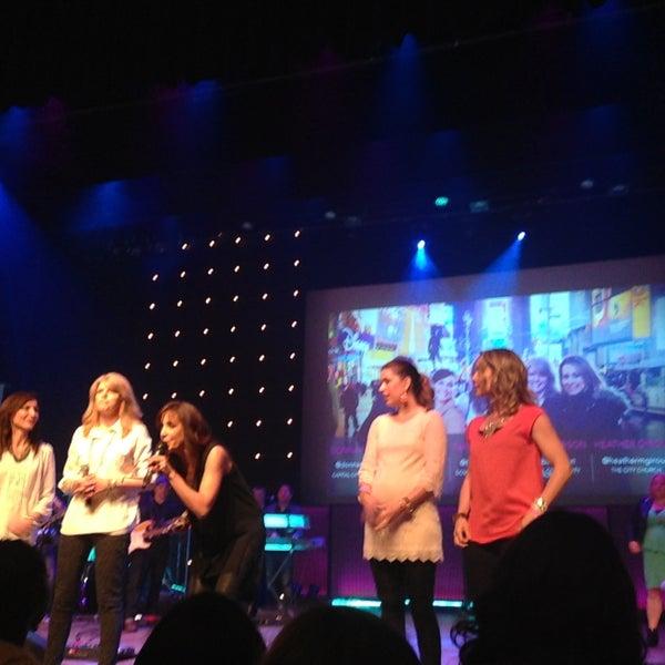 Photo taken at Lisner Auditorium by Anna S. on 4/20/2013
