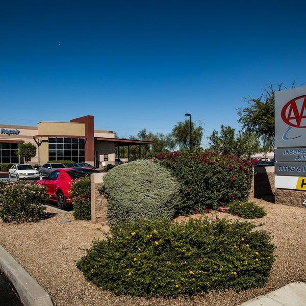 Aaa Travel Agency Mesa Az