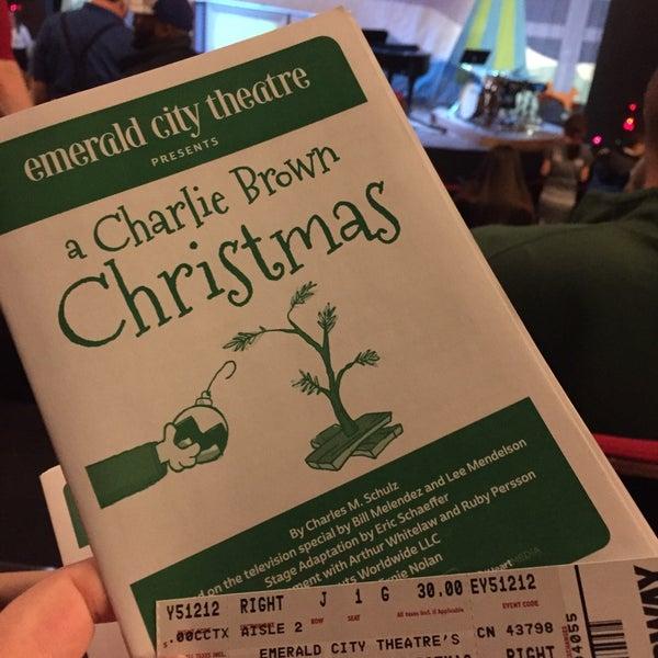 Снимок сделан в Broadway Playhouse пользователем Lisa D. 12/12/2015