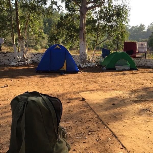 8/2/2017 tarihinde Mustafa Y.ziyaretçi tarafından Azmakbasi Camping'de çekilen fotoğraf