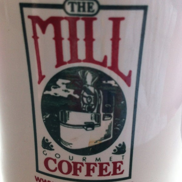 Photo taken at The Mill Coffee & Tea by Eric L. on 7/5/2013