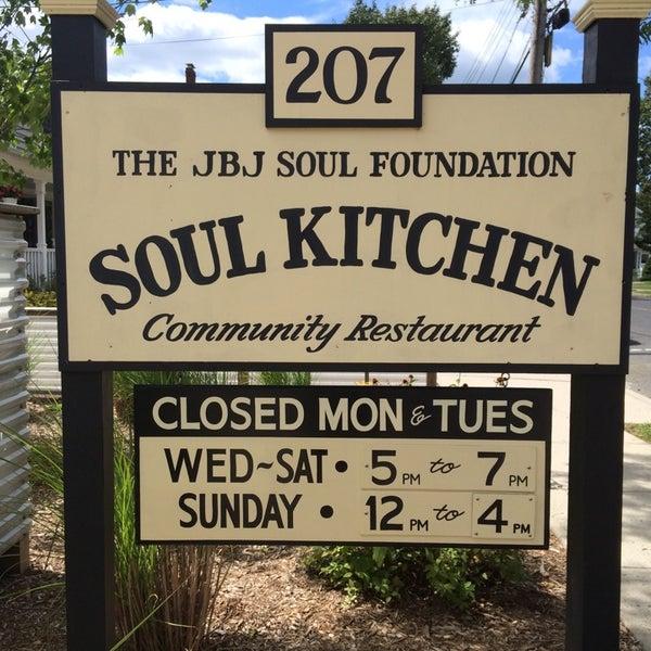 JBJ Soul Kitchen - Red Bank\'da Siyahi Amerika Restoranı\'da fotoğraflar