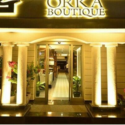 3/14/2016 tarihinde 🌟ESRA .ziyaretçi tarafından Orka Boutique Hotel'de çekilen fotoğraf