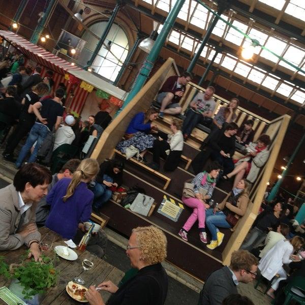 Das Foto wurde bei Street Food Thursday von Miranda M. am 7/11/2013 aufgenommen