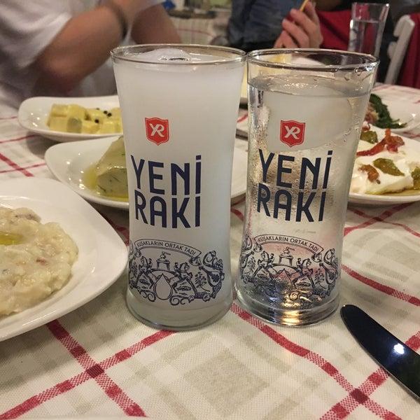 Photo taken at Cabalı Meyhane by Rabisizmir on 9/14/2016