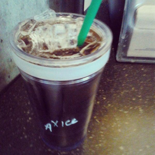 Photo taken at Starbucks by MH on 7/4/2013