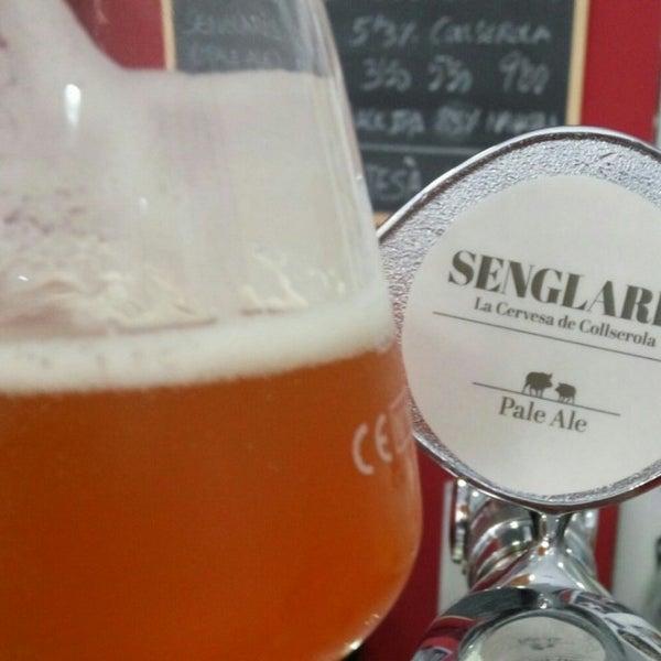 Foto tomada en Beering Barcelona por Santi el 9/30/2016