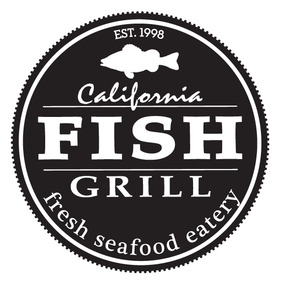 California fish grill seafood restaurant for Fish and grill
