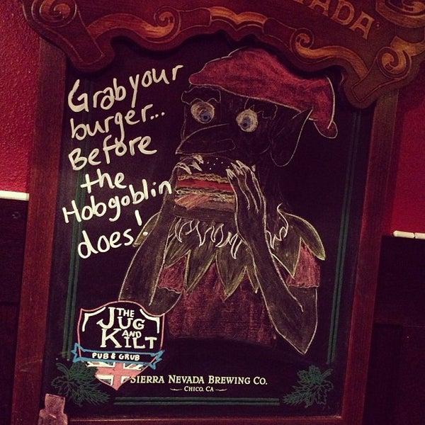 Photo taken at Jug And Kilt Irish Pub by Mike M. on 9/12/2013
