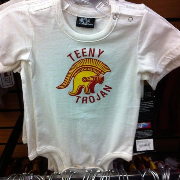Photo taken at USC Bookstore (BKS) by Tamara M. on 3/20/2013