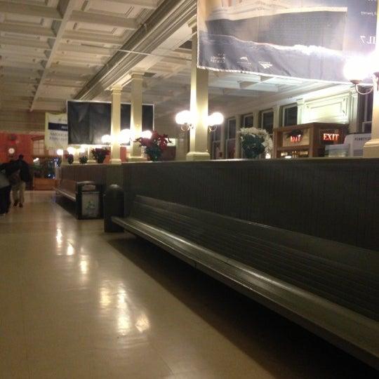 Photo taken at Amtrak: Harrisburg Transportation Center (HAR) by Jackie C. on 12/11/2012