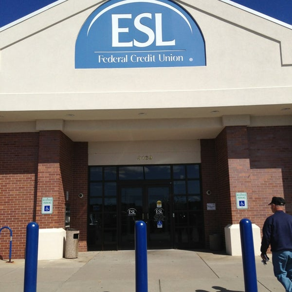 ESL Federal Credit Union - Credit Union in Rochester