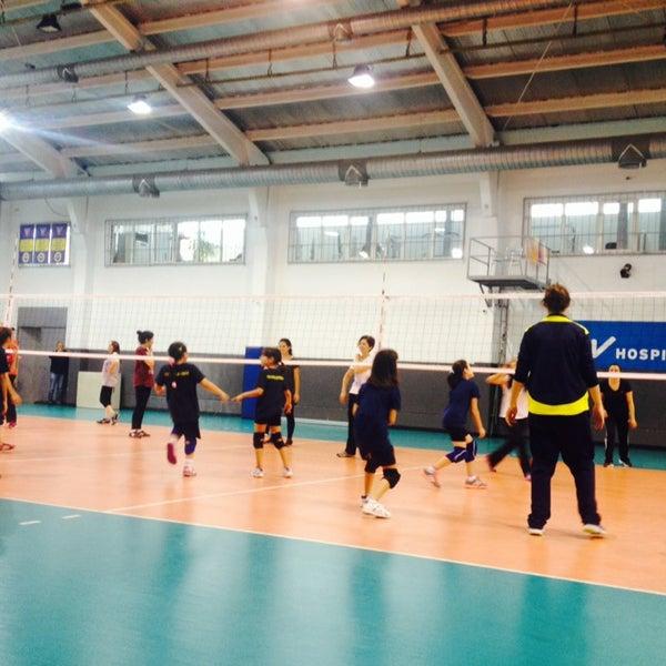 5/11/2014 tarihinde Simge T.ziyaretçi tarafından Fenerbahce Spor Okulları'de çekilen fotoğraf
