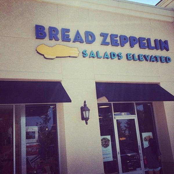 Photo taken at Bread Zeppelin by KzN  . on 9/8/2013