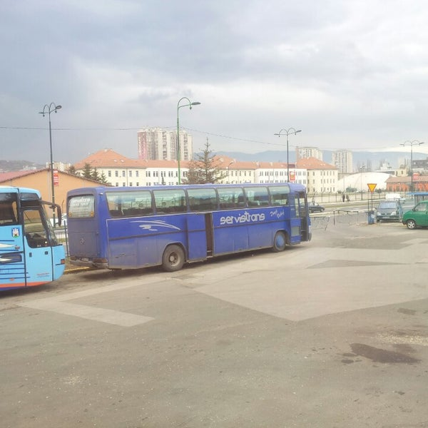 Photo taken at Autobusna stanica by Naim 🇧🇦 on 3/8/2013