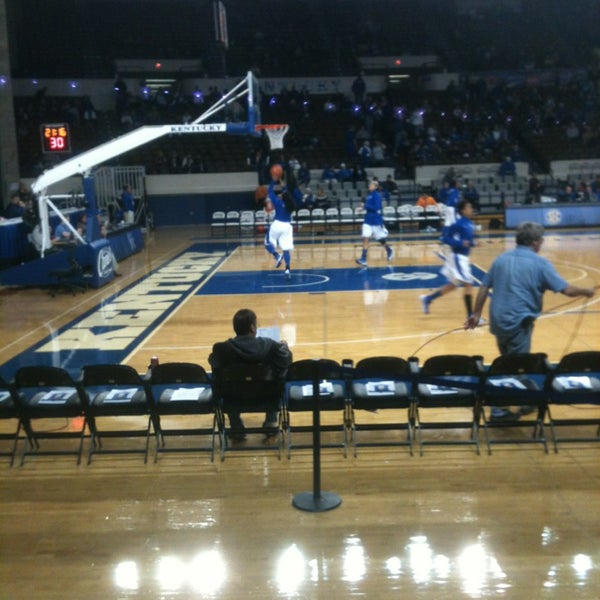 Photo taken at Memorial Coliseum by Paul R. on 1/3/2013