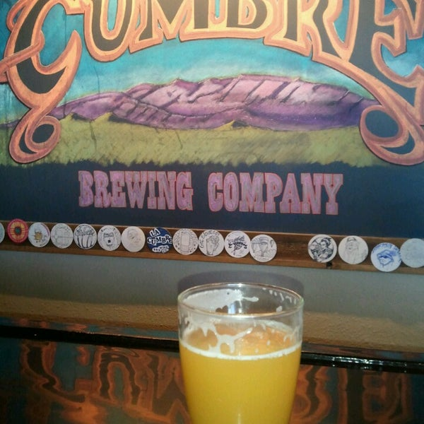 Photo taken at La Cumbre Brewing Company by April R. on 3/2/2013