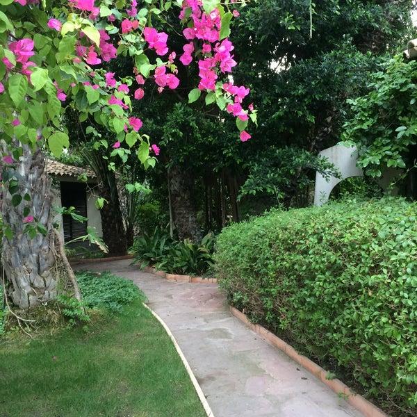 Foto tomada en Hotel Huerto del Cura por Inga W. el 5/5/2015