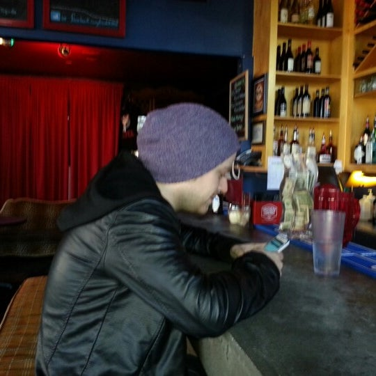Photo taken at Pizza Lounge by Michael B. on 12/12/2012