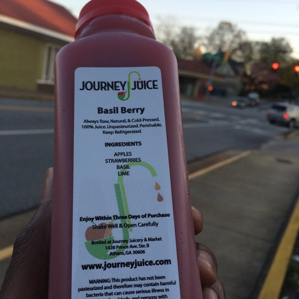 Photo taken at Journey Juice on Prince by Kirk B. on 4/9/2014