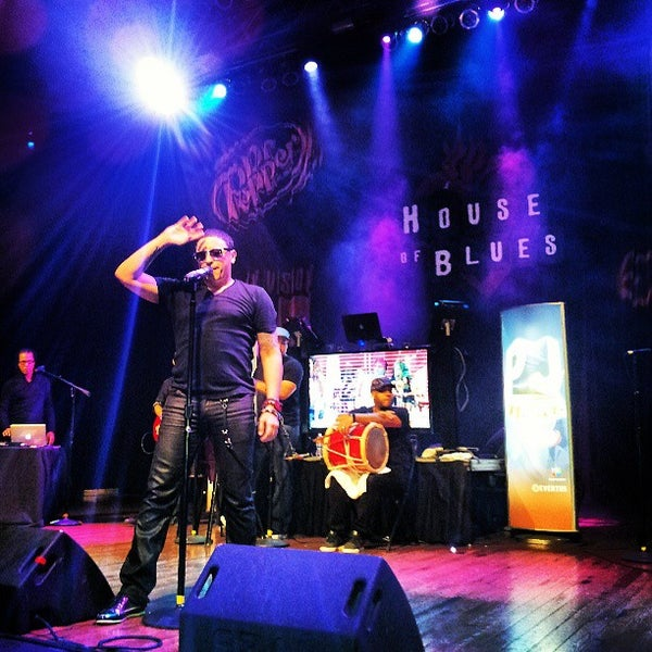 Foto scattata a House of Blues da Pierr C. il 6/14/2013