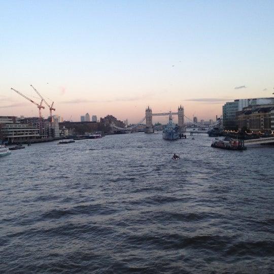 Photo taken at London Bridge by Pepe T. on 11/29/2012