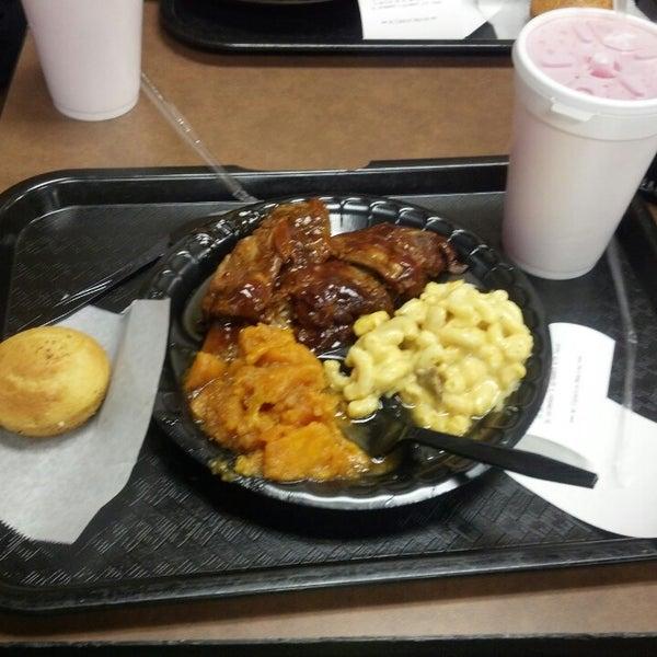 Photo taken at Nana's Soul Food Kitchen by Michael S. on 3/21/2013