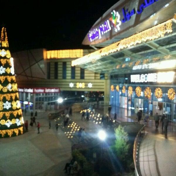 1/6/2017 tarihinde Muroziyaretçi tarafından Family Mall'de çekilen fotoğraf