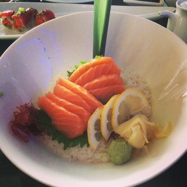 Photo taken at Nisen Sushi by Pete M. on 8/13/2014