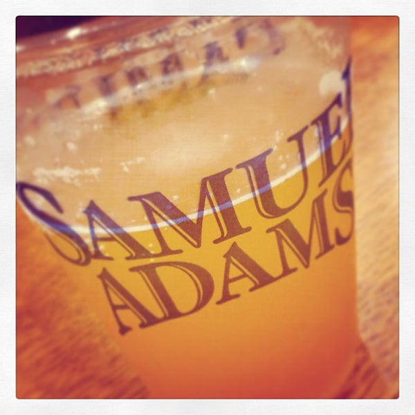 Photo taken at Samuel Adams Brewery by Thom D. on 8/22/2013