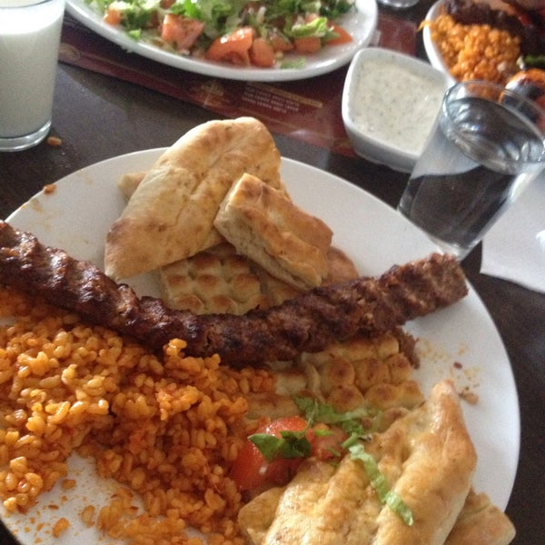 Bah van kebap for Arda turkish cuisine