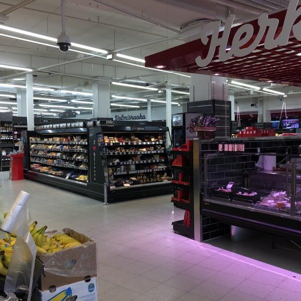 K Supermarket Yliveto