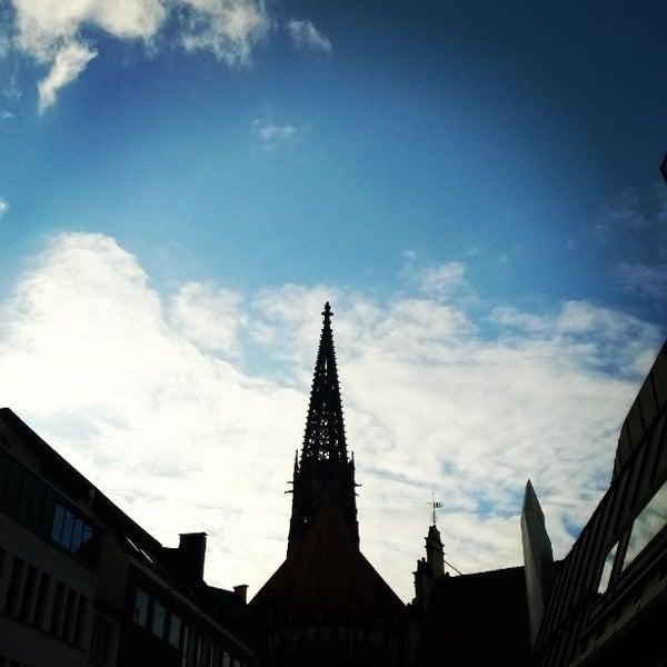 Das Foto wurde bei Stadtbücherei Münster von Markus R. am 2/22/2014 aufgenommen
