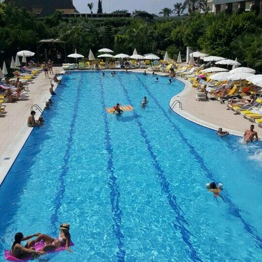 9/1/2016 tarihinde Erkan Ö.ziyaretçi tarafından Primasol Telatiye Resort'de çekilen fotoğraf